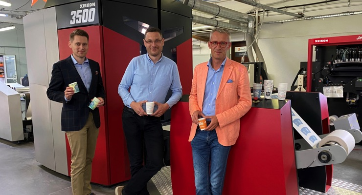 Xeikon enables Poland