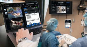 Teleconferencing in the OR