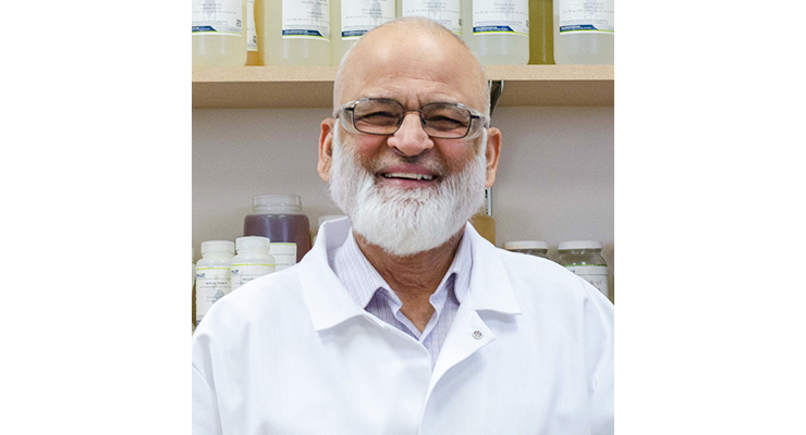 Pilot Chemical Promotes Shoaib Arif to Research Fellow