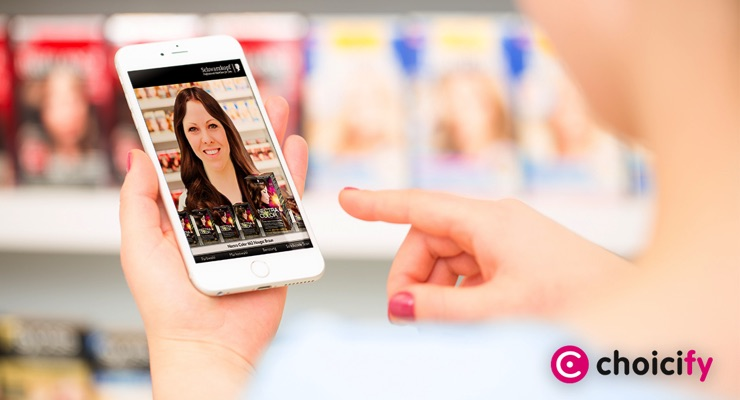 Henkel Launches AI Tool for Hair Color