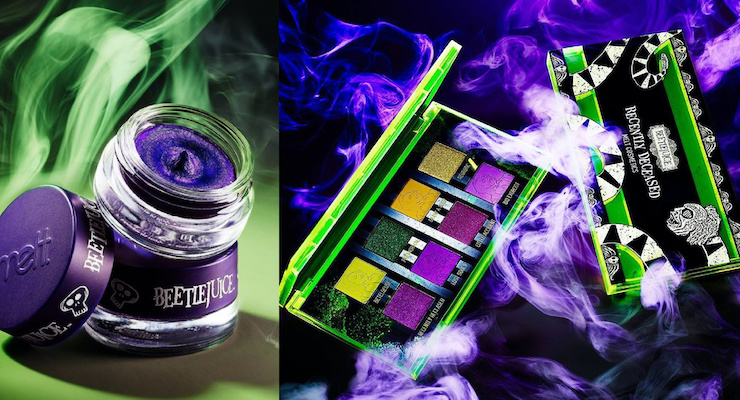 Melt Cosmetics Is Launching a Beetlejuice Collection