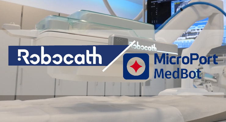 Robocath Creates Joint Venture with MircroPort