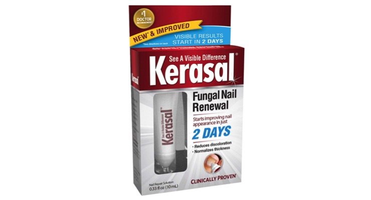NAD Rules on Kerasal Fungal Nail Treatment