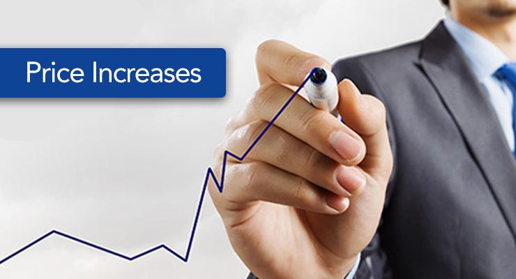 Röhm Announces Price Increases