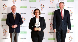 Siegwerk Receives Excellence Award from SOS Children's Villages