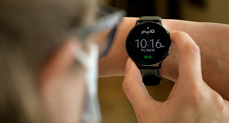 physIQ, Purdue University Studying Feasibility of COVID-19 Detection Through Smartwatch Data