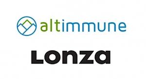 Altimmune Adds Lonza as a Manufacturing Partner