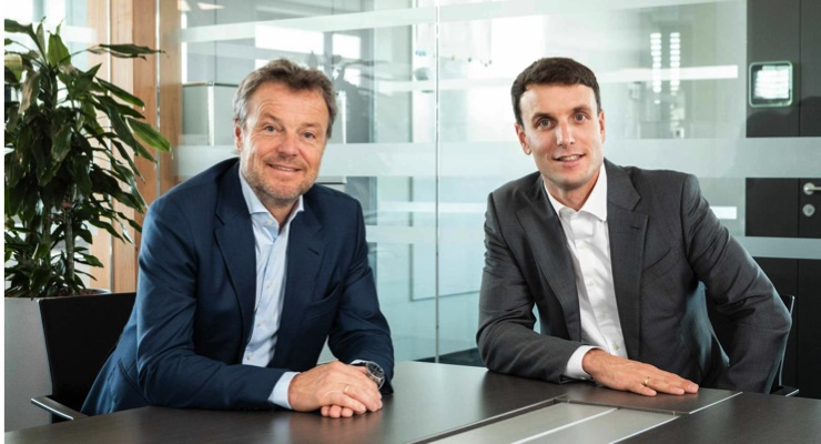 Philipp Lehner Succeeding Günther Lehner as ALPLA CEO
