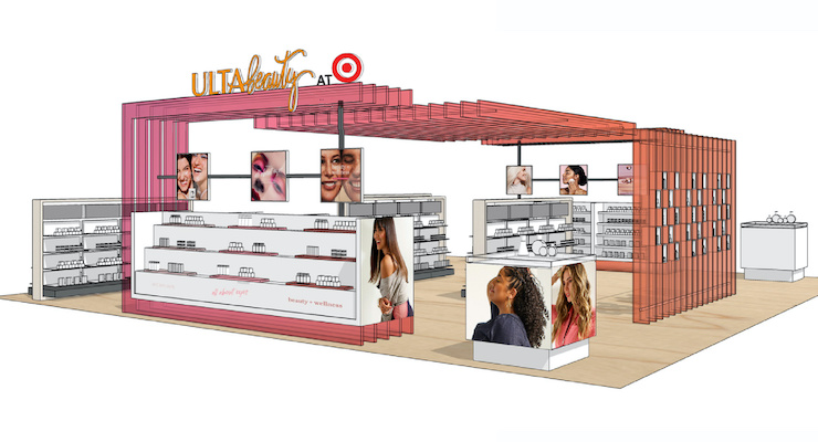 Ulta Will Move Into Target Stores Next Year