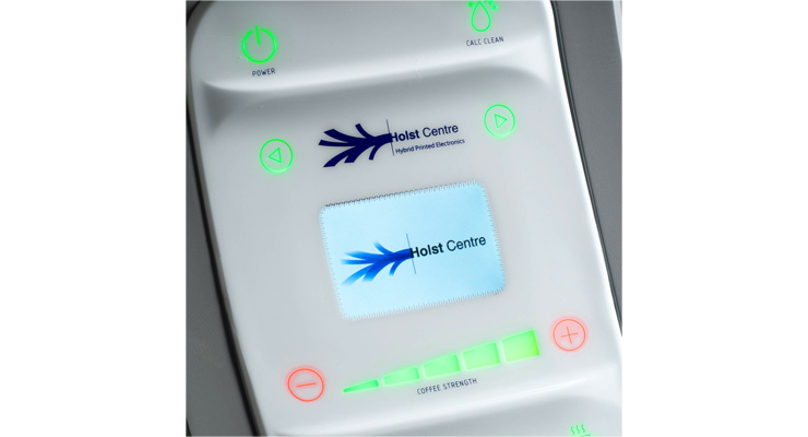 Advanced Interactive Surfaces by TNO at Holst Centre: Consoles, Control Panels Re-invented