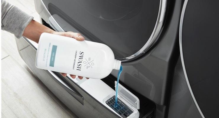 Whirlpool Enters Liquid Detergent Market