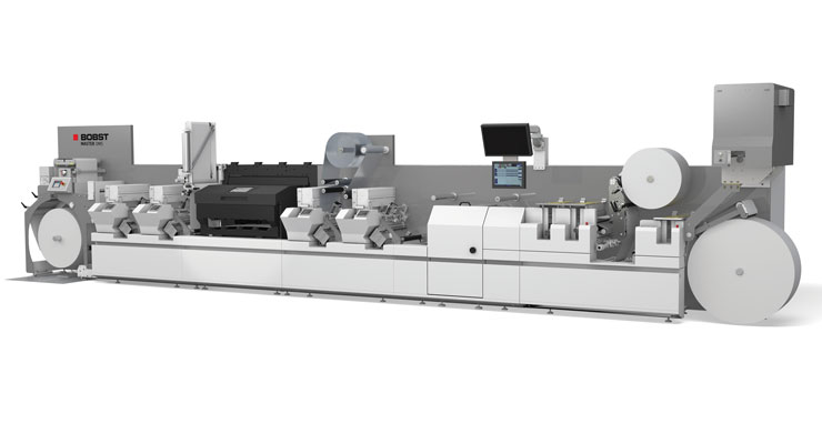 Digital and Hybrid Printers and Presses