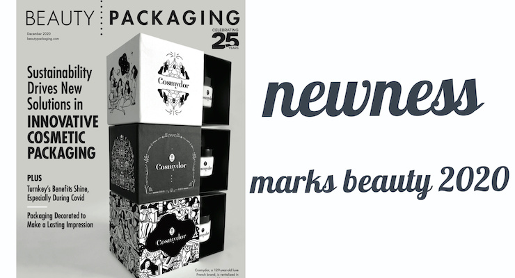 Editorial Insight: Newness Marks Beauty 2020
