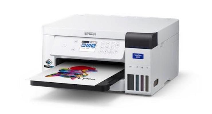 Epson Debuts First 8.5-Inch Desktop Dye-Sublimation Printer