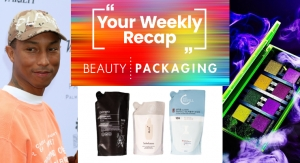 Your Weekly Recap: Pharrell Williams, Coty's Sale, & Recyclable Packaging from Amorepacific