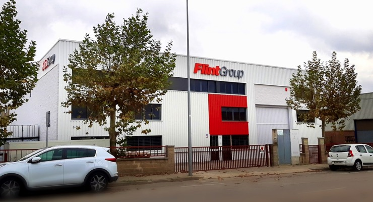 Flint Group Opens Regional Service Center in Barcelona