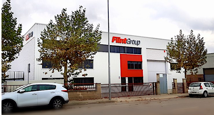 Flint Group unveils new site