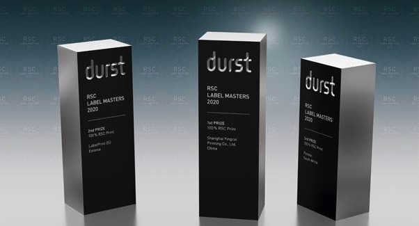 Durst RSC Label Masters inaugural winners announced