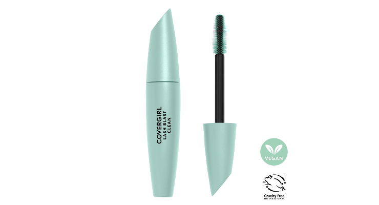 CoverGirl Unveils Clean Mascara