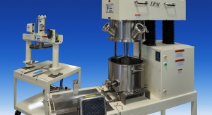 ROSS Double Planetary Mixing, Weighing and Discharging System
