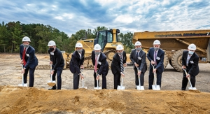 Comar Holds Groundbreaking Ceremony in Vineland, NJ