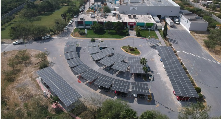 AkzoNobel Adds 2 Solar Projects