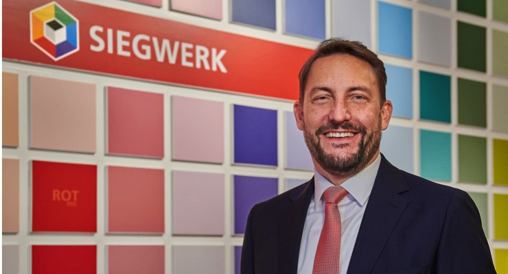 Dr. Nicolas Wiedmann Succeeding Herbert Forker as Siegwerk CEO