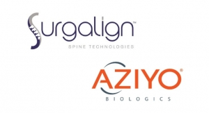 Surgalign, Aziyo Biologics Expand Distribution Deal