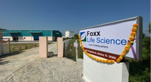 Foxx Life Sciences to Open New Asia Headquarters