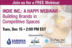 Indie Inc.:  A Happi Webinar Series