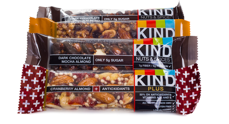 Mars to Acquire Snack Bar Company KIND