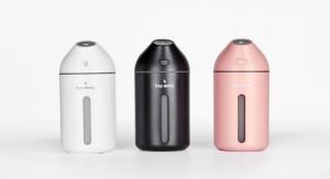 Hey Dewy Portable Humidifier Hydrates Skin