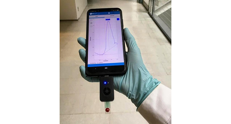 Canatu Brings Carbon NanoBud Technology to Sensors to Detect Opioids