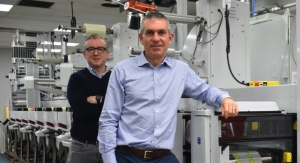 Label Tech adds Mark Andy Evolution flexo press