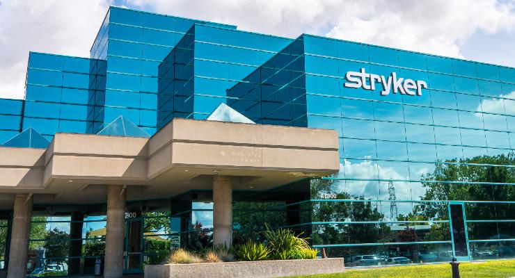 Stryker Strikes Back After Pandemic Slump