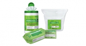 Diamond Wipes Expands HandyClean Steridol Wipes Range