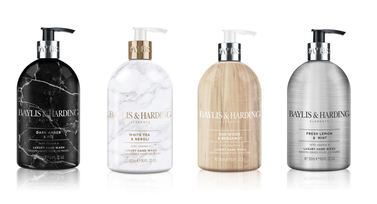 Baylis & Harding Launches in Walmart