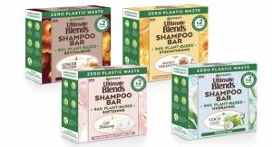 Garnier Debuts Solid Shampoo Bars