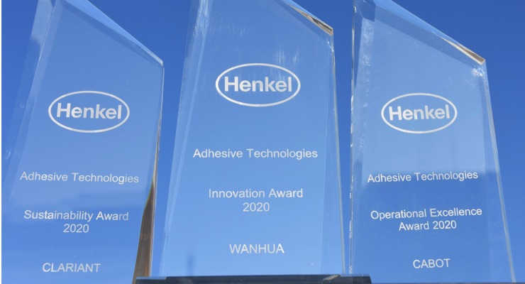 Clariant Earns Henkel, ICIS Awards