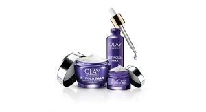 Olay Ramps Up Retinol in New Night Collection