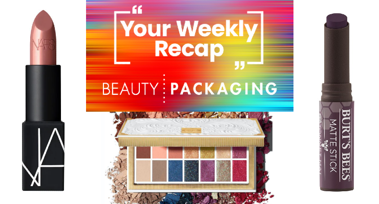 Your Weekly Recap: Beauty Company of the Year, KVD Vegan Beauty Holiday Collection, CEW Winners