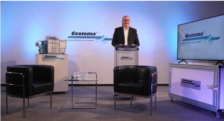 Coatema Holds 19th International Coating Symposium Virtually
