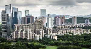 A Shock of Beauty for Shenzhen