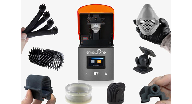 EnvisionTEC, Henkel Combine 3D Printing, Photopolymer Material Chemistry Expertise