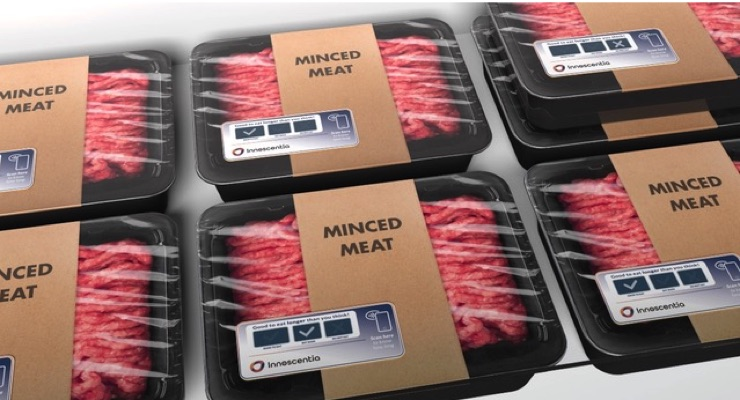 Ynvisible, Innoscentia Fighting Food Waste With Printed Intelligent Expiry Date Label