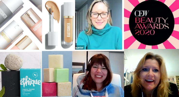 Beautycounter & Ethique Discuss
