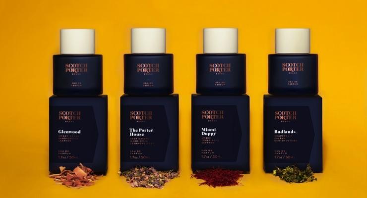Scotch Porter Enters Fragrance Market