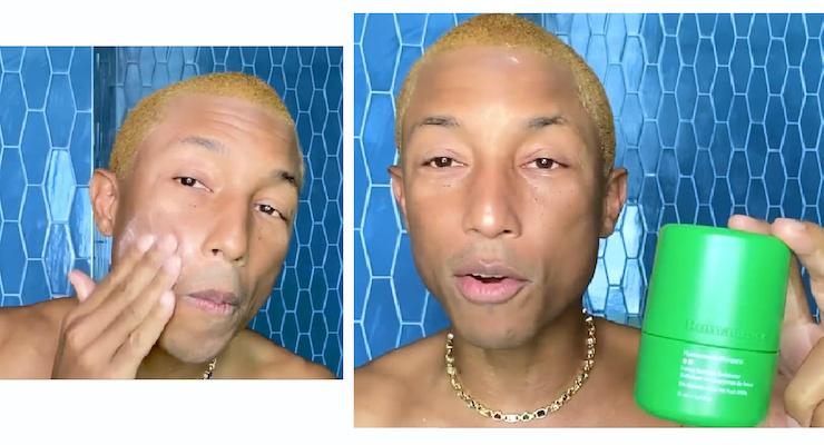 Vogue Films Pharrell