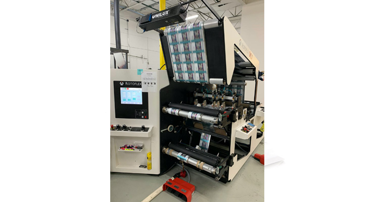 TQL Packaging Solutions Installs Rotoflex VLI 700