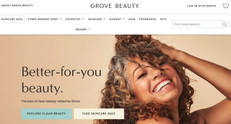 Clean Beauty Rises at Grove Collaborative